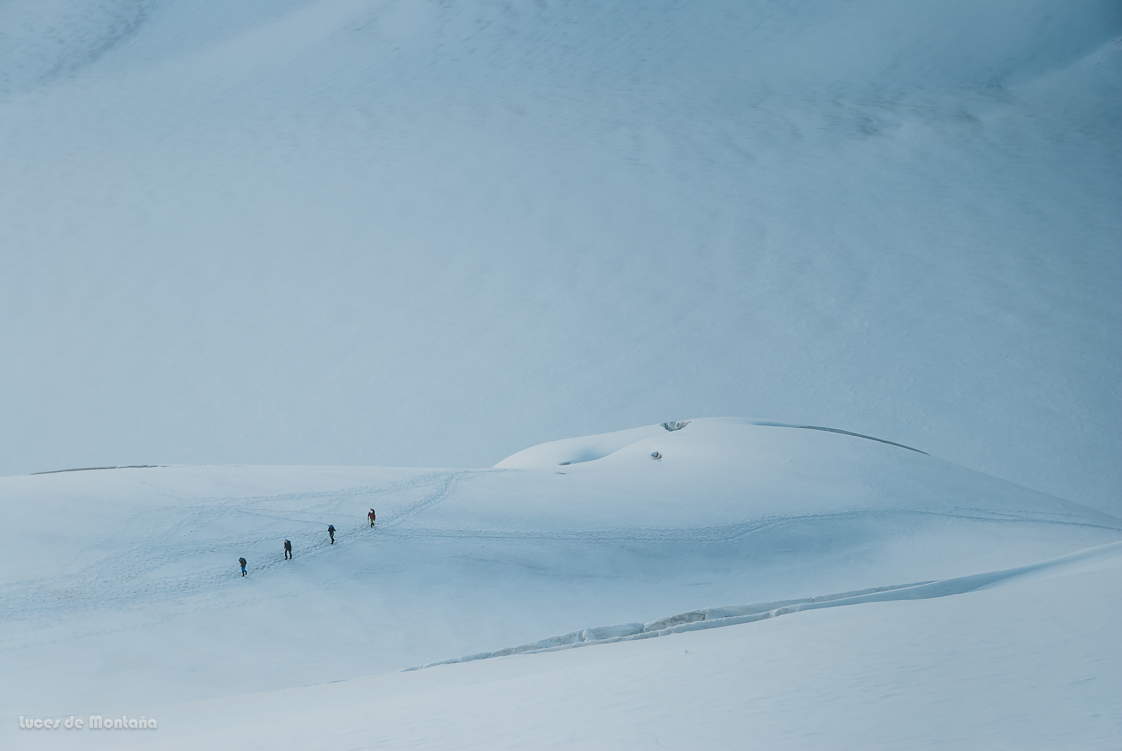 Glaciar Blanc, Les Ecrins