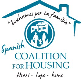 Spanish Coalition for Housing OCT 31 2013 Logo