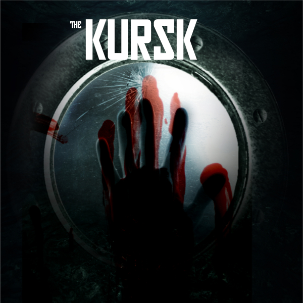 Lucha Comics - The Kursk - Thumbnail 600px