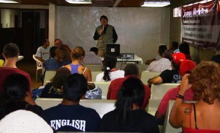 ¡¡Exito del encuentro de jovenes y trabajadores del PSUV en INVEVAL!!