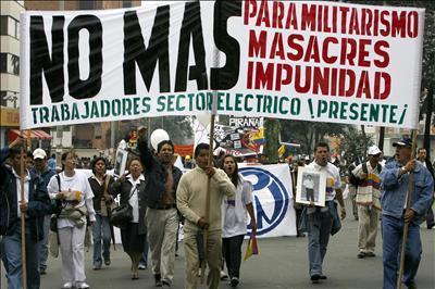 Colombia: De la reacción oligárquica a la acción de masas (¿Y ahora qué?)