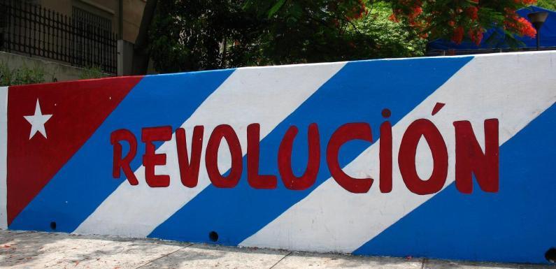 Cuba: Homenajear a la Revolución… haciéndola