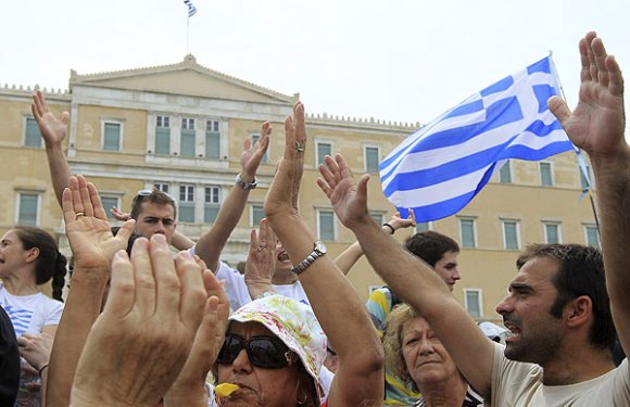 Grecia: ¡Un millón de personas en las calles!