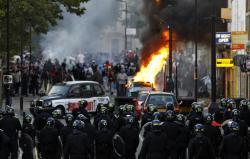 Disturbios en Gran Bretaña: una advertencia para la burguesía
