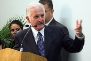 Carlos Fuentes: la literatura como parapeto