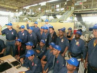 Un primer balance de las elecciones sindicales en SIDOR