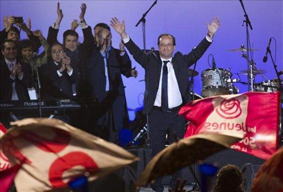 Francia: Sarkozy derrotado, la lucha continúa