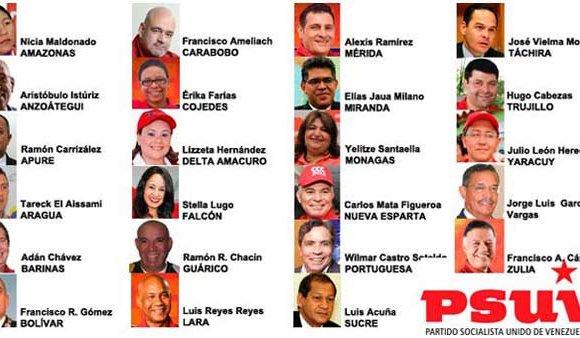 ¡Democratización en el PSUV!