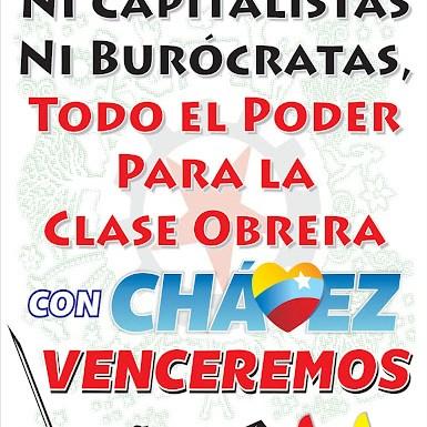 Pronunciamiento Movimiento Nacional por el Control Obrero