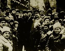 ¿Cómo se formó el Partido Bolchevique?