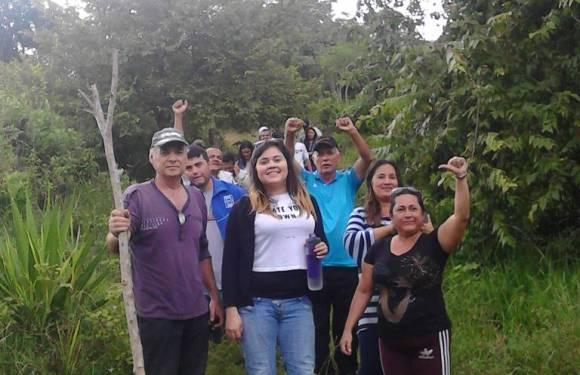 La violencia como arma de hacer política: Reporte sobre la hazaña de Palo Gordo