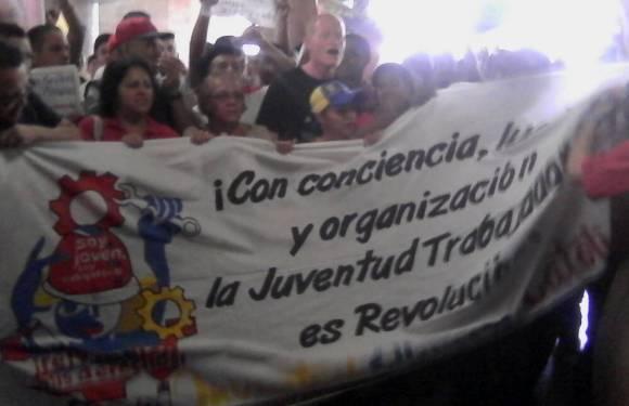 Sobre la toma del Ministerio del Trabajo el 9 de noviembre: Crónica de una primera victoria proletaria