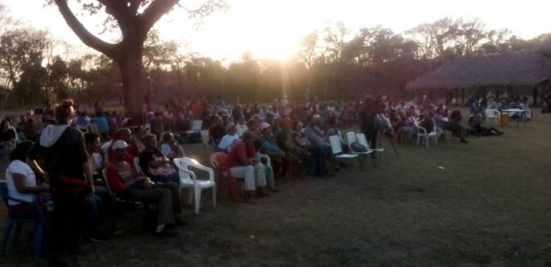 Encuentro de Solidaridad con el Maizal [Reporte]