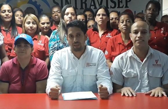 LA VOLUNTAD INQUEBRANTABLE DE LOS TRABAJADORES Y TRABAJADORAS DE LA GRAN MISIÓN VIVIENDA VENEZUELA Y LA GRAN MISIÓN BARRIO NUEVO BARRIO TRICOLOR