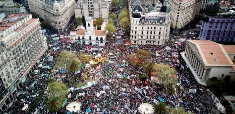 Argentina: sobre la Táctica del Frente Único
