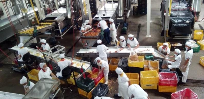Alina Foods bajo control obrero: todo un ejemplo a seguir