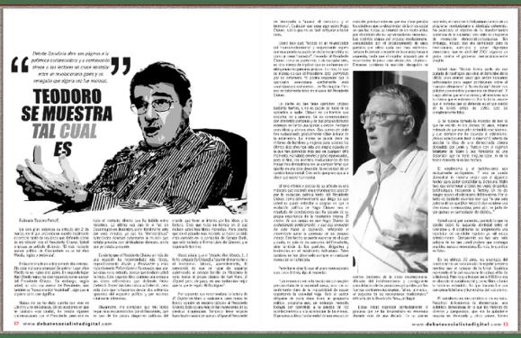 Petkoff ataca a Chávez – respuesta de Alan Woods