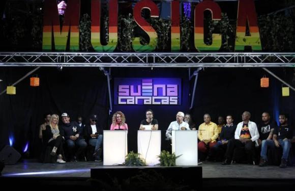 ¿Revolución o circo? Sobre el Festival Suena Caracas