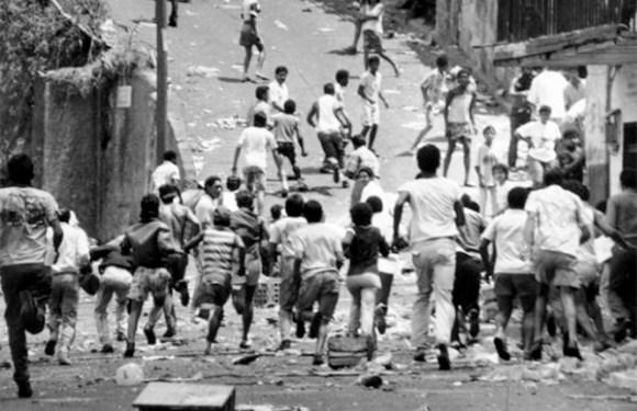 El Caracazo: El día en que los Barrios estremecieron a Venezuela.