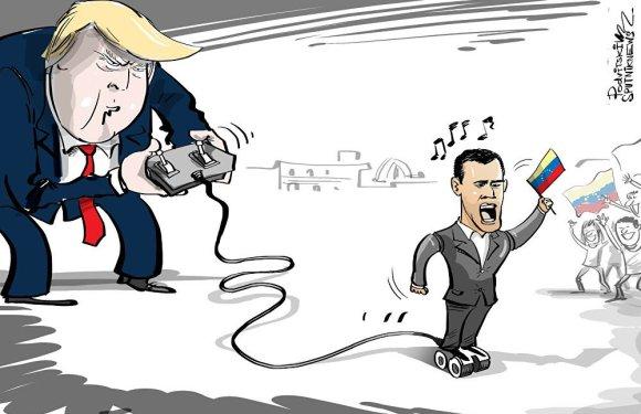 Abajo el golpe de Trump, Bolsonaro y Macri contra Venezuela: Fuera el Imperialismo de América Latina