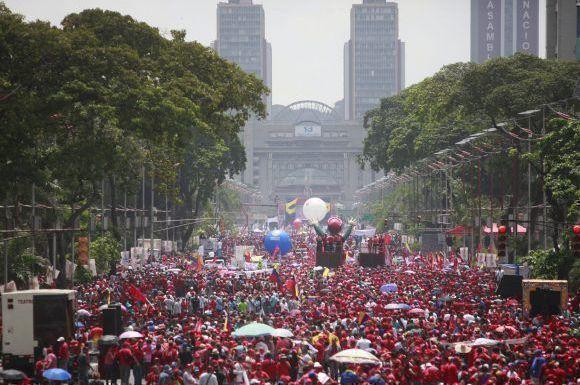 Al pueblo revolucionario, consecuente y combativo: ante la arremetida imperialista ¡hay que pasar a la ofensiva!