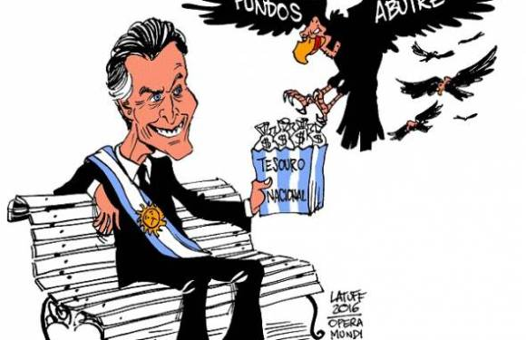 Argentina, un barco a la deriva