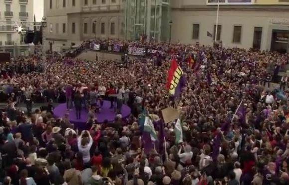 Contra la derecha franquista, votar Unidos Podemos – ¡Luchar por la república y el socialismo!