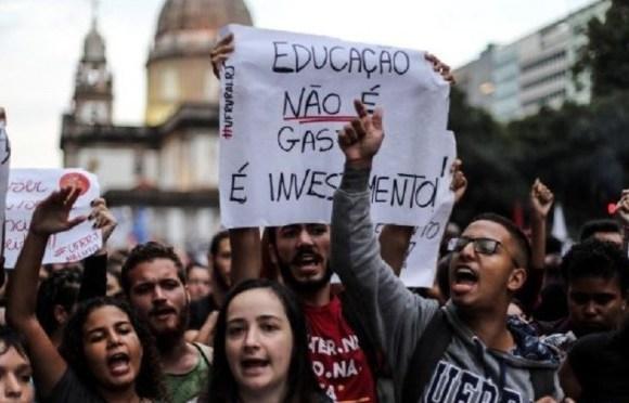 Trabajadores en Lucha: Solidaridad con la huelga general de Brasil este 14 de junio