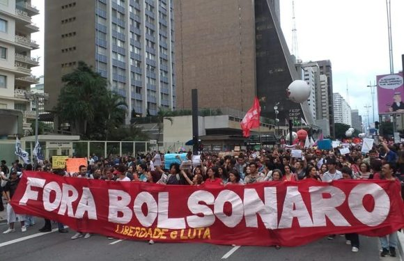 Brasil: El tsunami contra los recortes en la educación muestra que Bolsonaro puede ser derribado