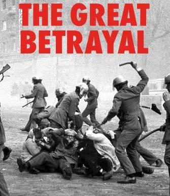 Edición inglesa de: «La revolución de España contra Franco: la gran traición»