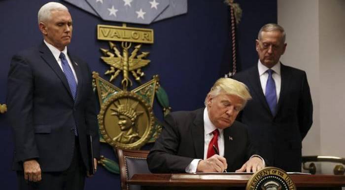 El Triángulo Norte de Centro América y la política antiinmigrante de Trump