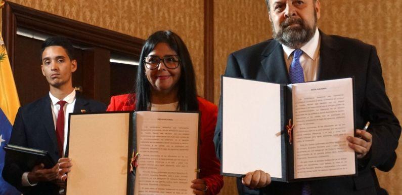 Nuestra posición ante los nuevos «acuerdos» entre el gobierno y parte de la oposición venezolana