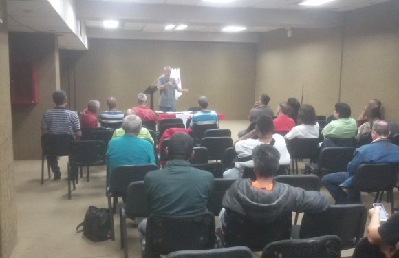 Lucha de Clases celebró con total éxito su VIII Congreso Nacional