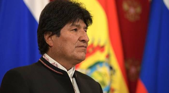 Bolivia: golpe reaccionario fuerza a Evo Morales a renunciar