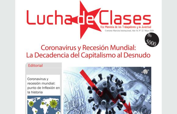 Descarga el periódico Lucha de Clases no: 22 (versión en PDF)
