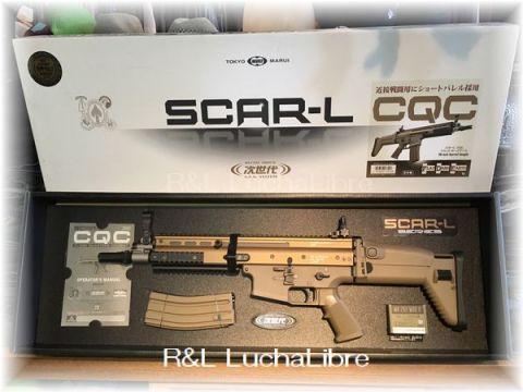 東京マルイ SCAR-L CQC スカーL 次世代電動ガン