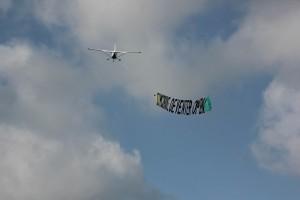 Luchtreclame België