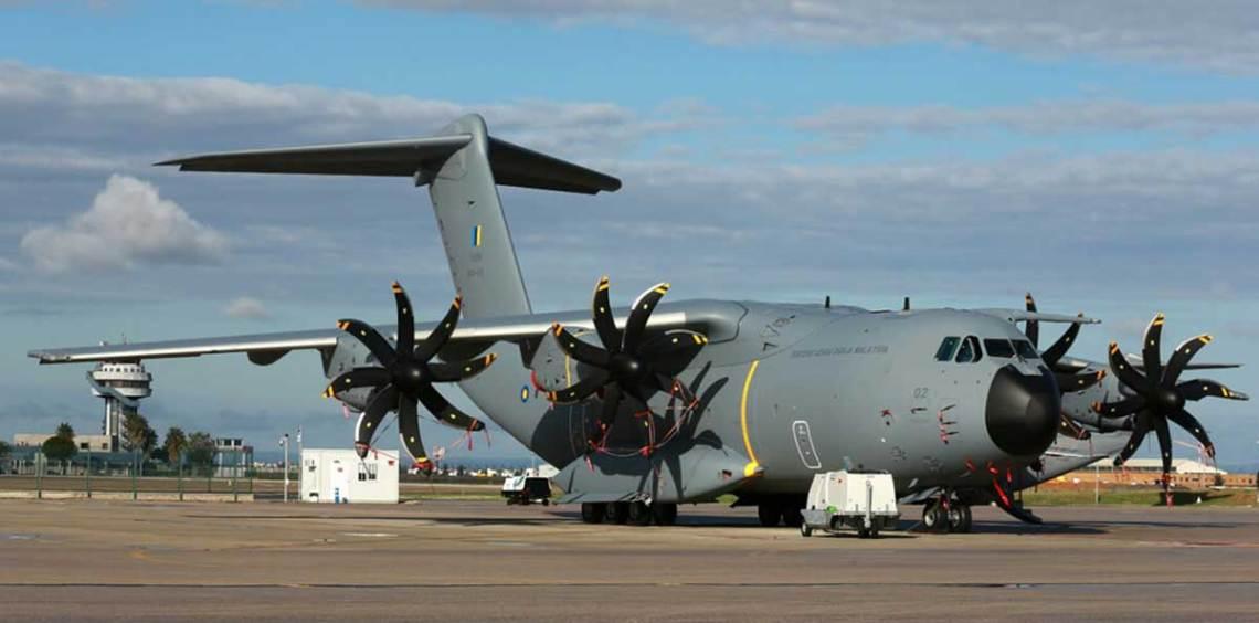 A400M nieuw transportvliegtuig Belgische luchmacht
