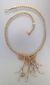 Lucia Antonelli Jewelry Braided Collar