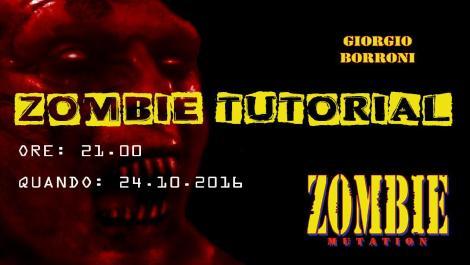 Zombie Tutorial - Promozione evento su Facebook