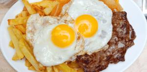 Think BIO: Del bistec a lo pobre a la manzana orgánica (pasando por la cajita feliz)