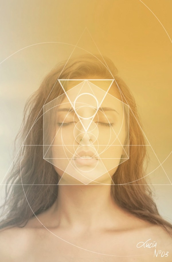 Lucia Light Experience and sacred geometry