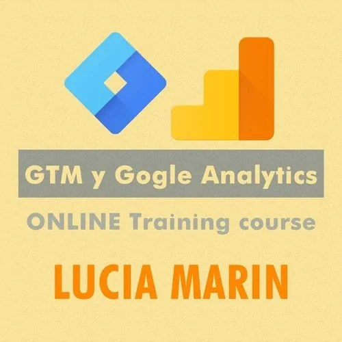 Lucia Marin Tag Manager Course