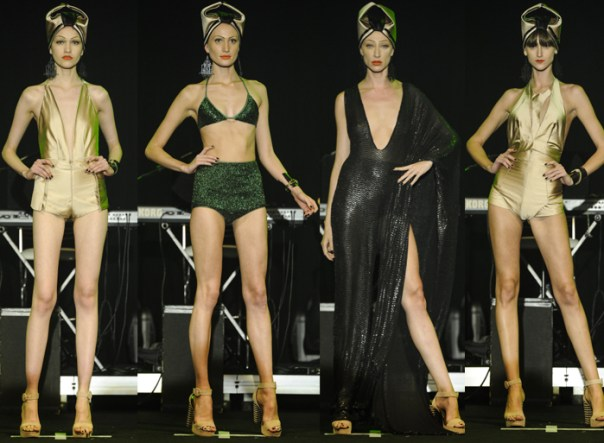 desfile adriana degreas - Elle Summer Preview 2013 - blog de moda