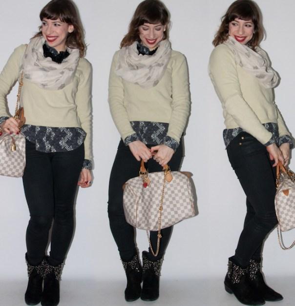 Como usar calça preta - look do dia - blog de moda
