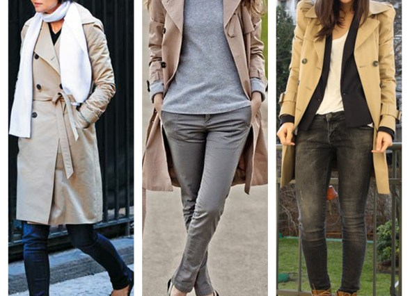 como usar trench coat - blog de moda