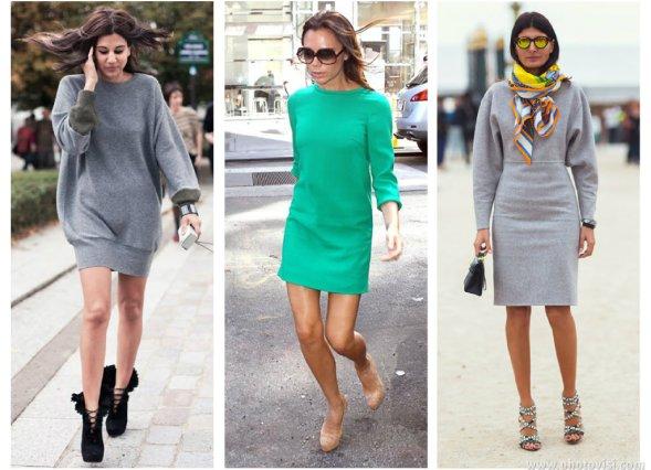 como usar Moletom vestido - dicas de moda
