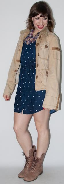 look do dia - como usar vestido de pois - blog de moda-2