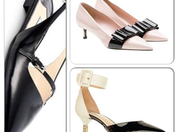 tendência de calçados primavera/verão 2014 bico fino - dicas de moda