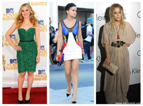 Dicas de moda e looks para baixinhas que querem parecer mais altas - acessórios